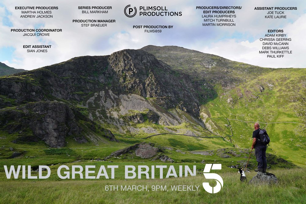 Wild Great Britain - March 2018