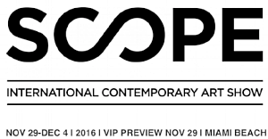 Scope Miami Beach - NOV 29 -DEC 04 | 2016