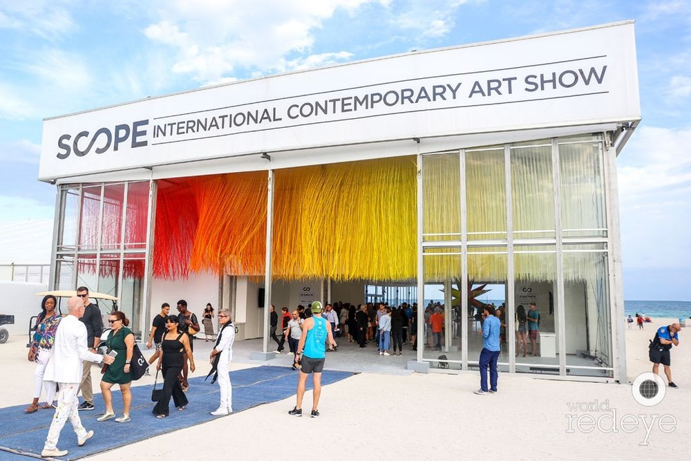 Scope Miami Beach - DEC 04 -DEC 09 | 2018