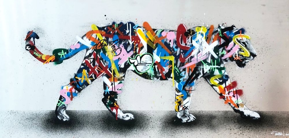 MARTIN WHATSON | TIGER