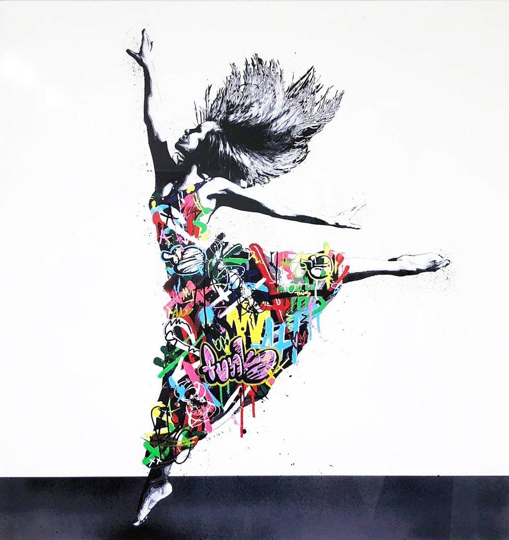 MARTIN WHATSON  |  DANCER