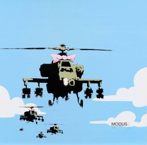 BANKSY   Dirty Funker Flat Beat (Happy Choppers)