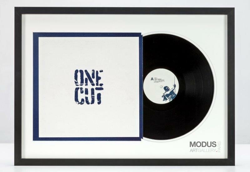 BANKSY | ONE CUT