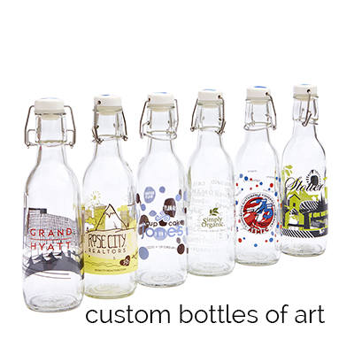 Custom Love Bottles
