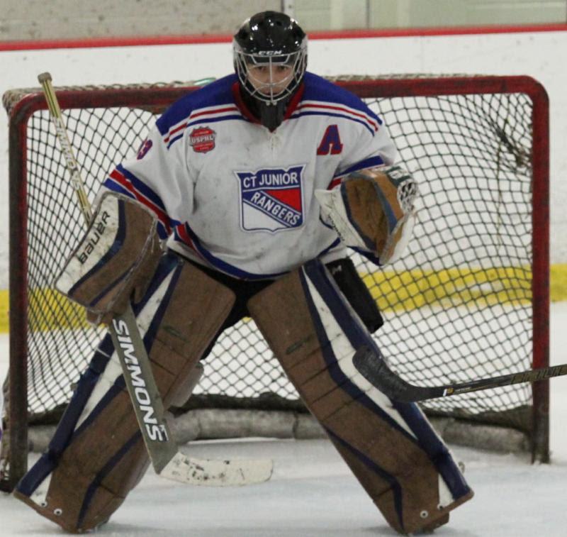 Jimmy Poreda, 2016-17 Conn. Junior Rangers