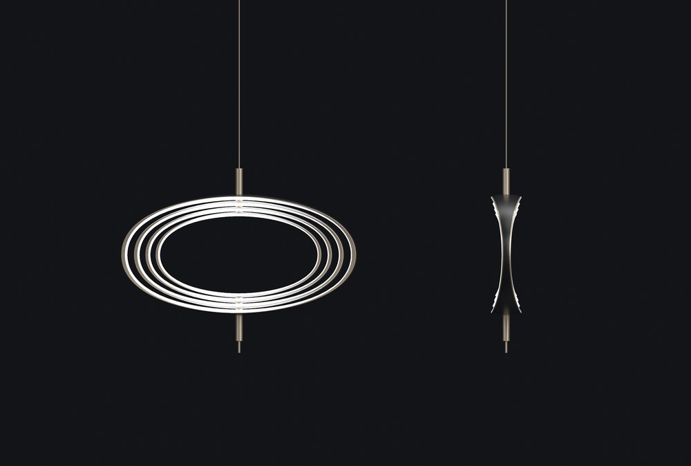 Lighting MGD - furniture design interior Michel Guy HK