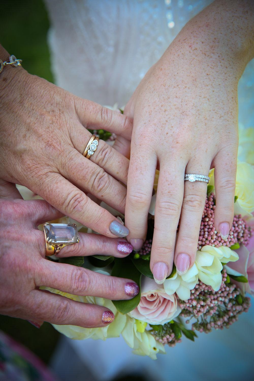 wedding three generations