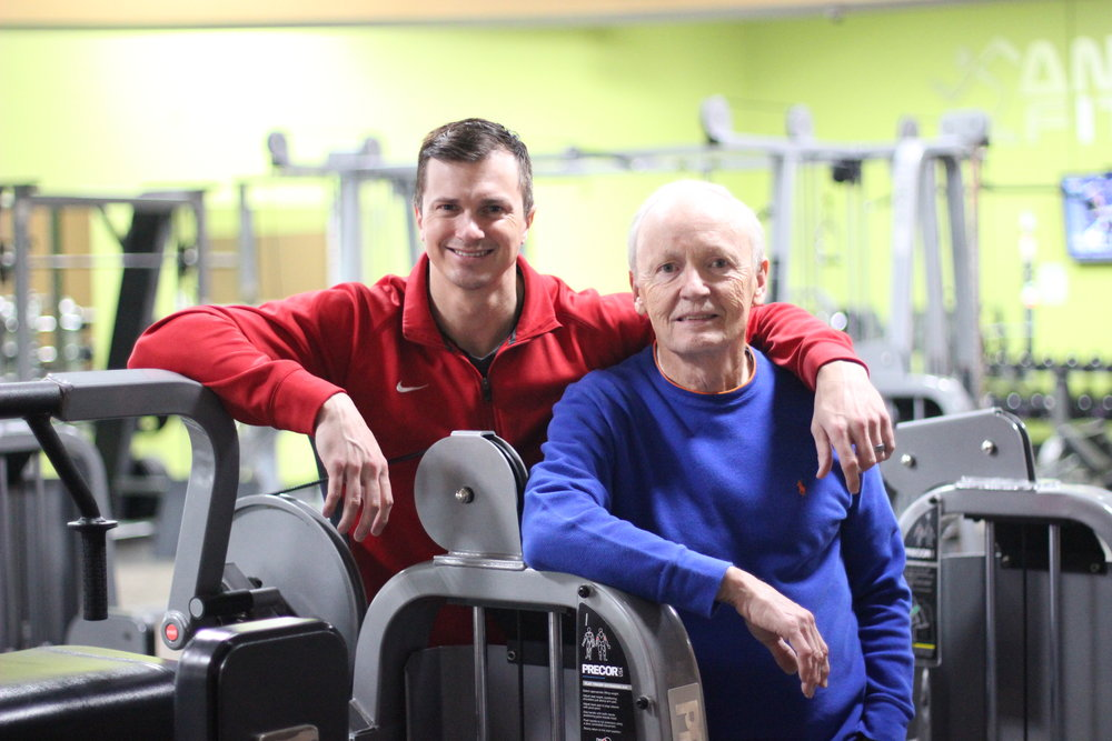 Personal Trainer for Seniors Plymouth, MN