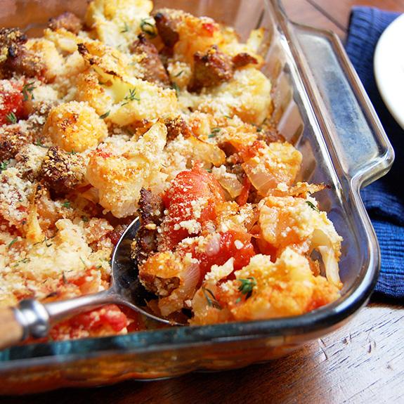 Source:http://paleogrubs.com/sausage-and-cauliflower-casserole-recipe