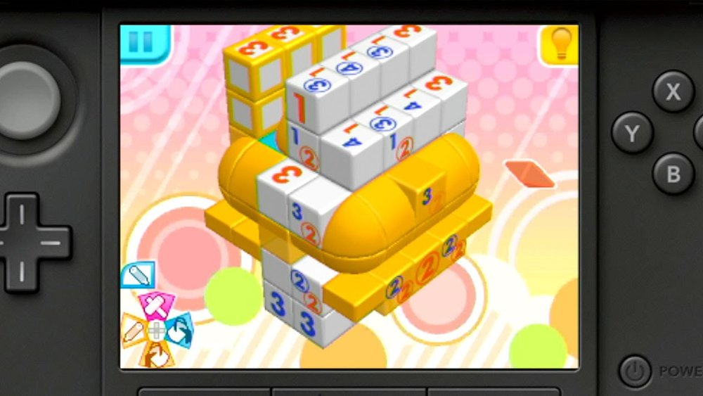Picross 3D: Round 2 shows what a perfect mobile game can be.