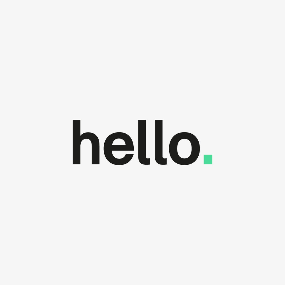 hello from stop graphic design agency newcastle