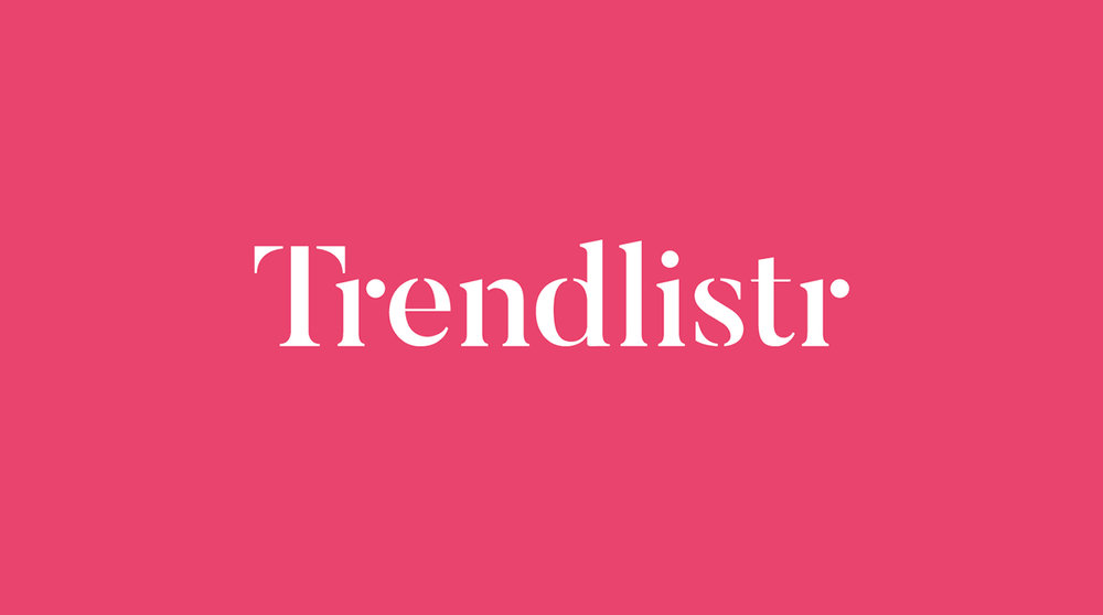 trendlistr logo branding stop design agency newcastle