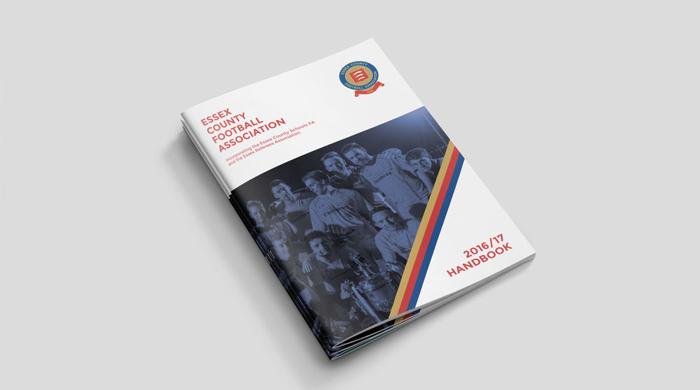 essex fa brochure stop design newcastle