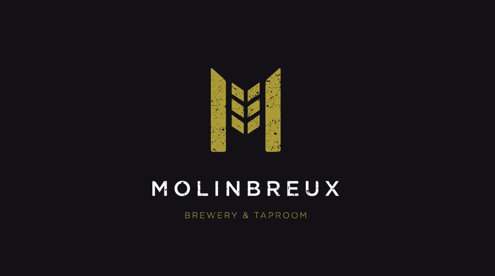 molinbreux logo stop design newcastle