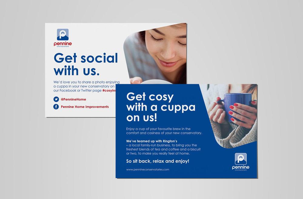 pennine postcard stop design newcastle