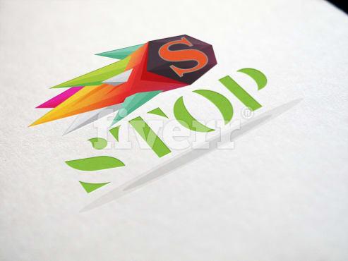 cheap logo example