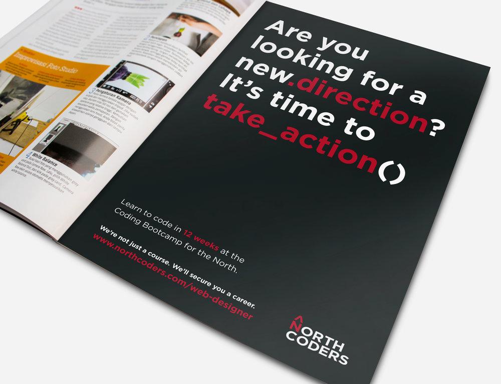 stop-design-newcastle-northcoders-advert
