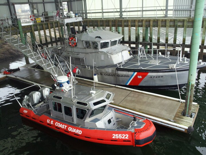 United States Coast Guard Station, Boothbay Harbor