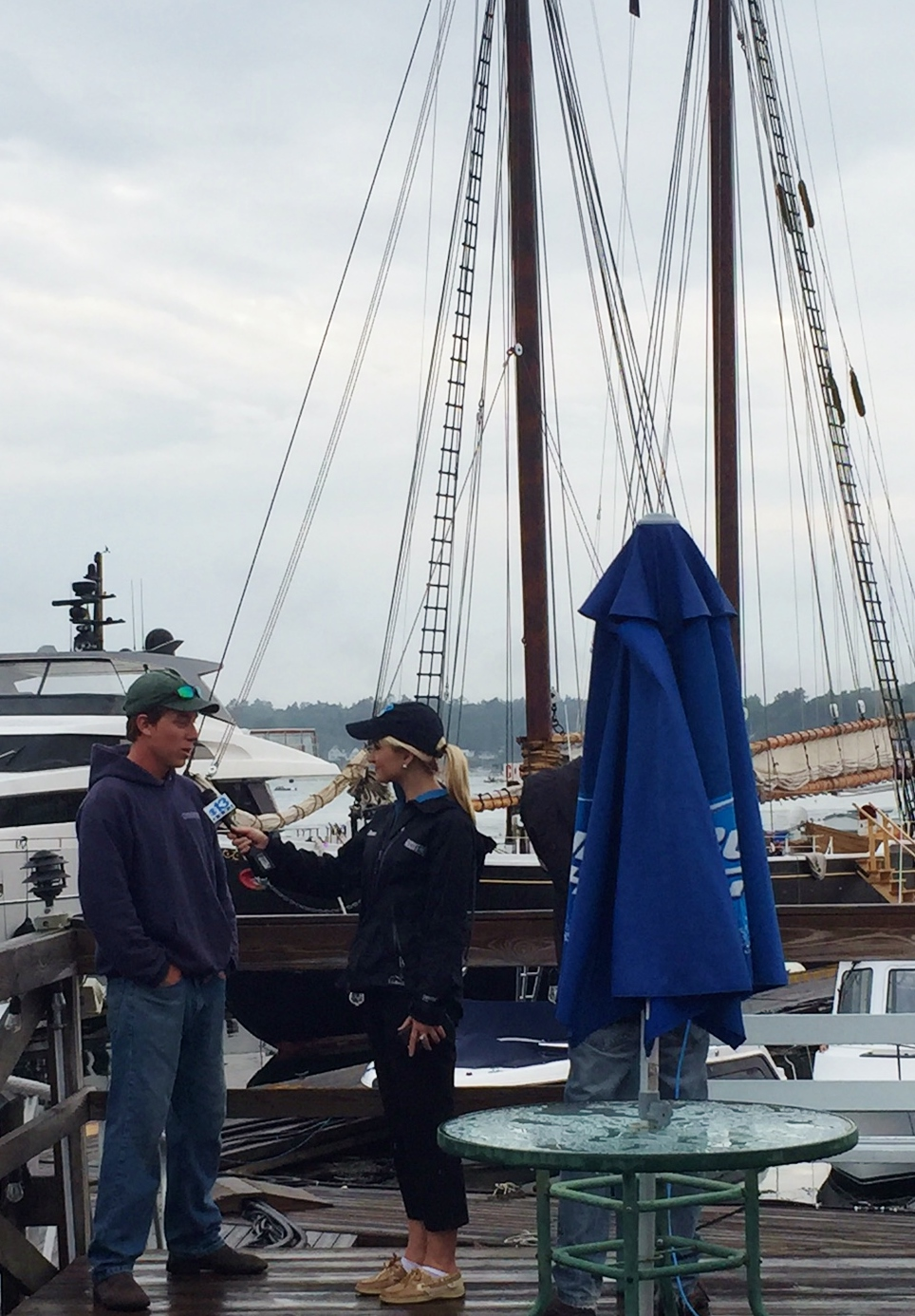 Interview with Captain Willy Leathers of the Schooner Adventure