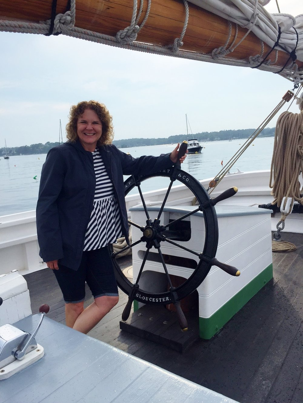 Tour and Reception Aboard Schooners Adventure and Harvey Gamage