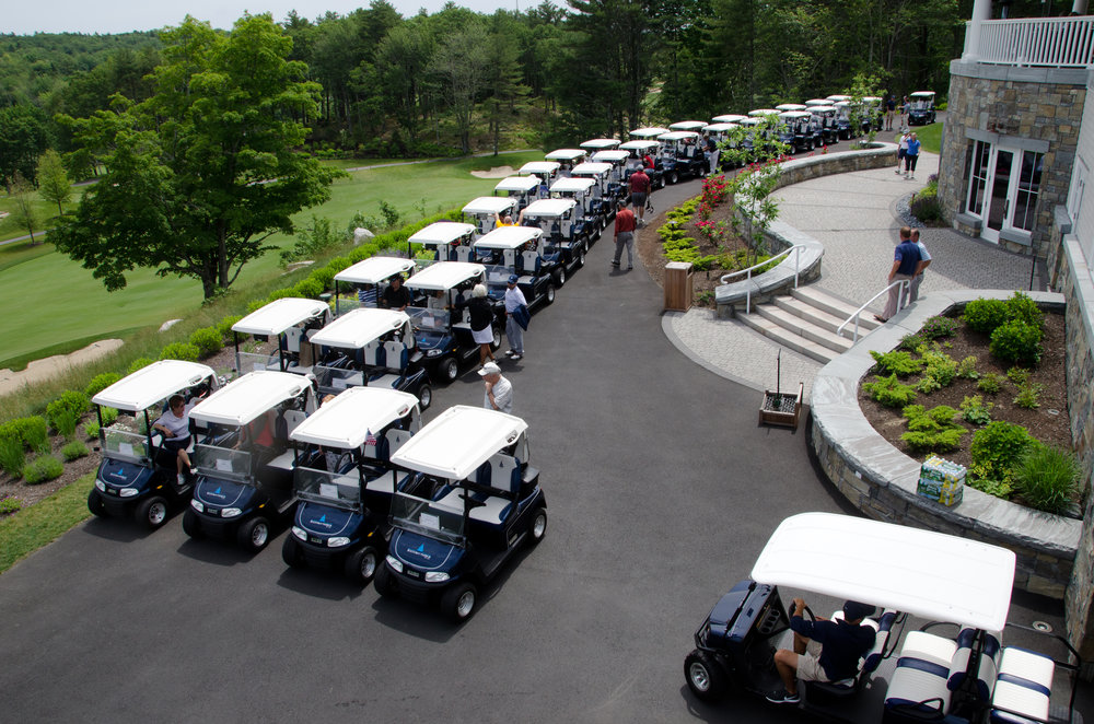 Golf Tournament at Boothbay Harbor Country Club