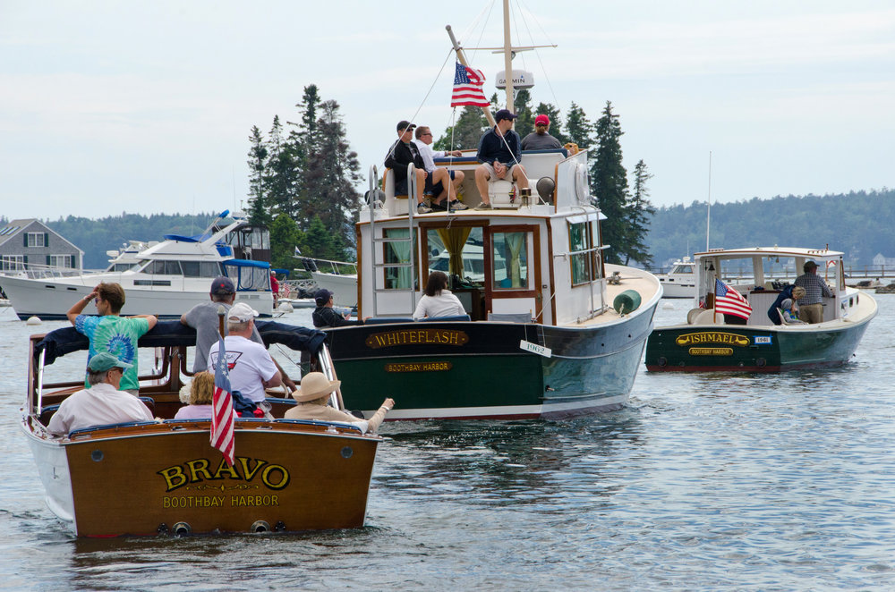Antique Boat Parade