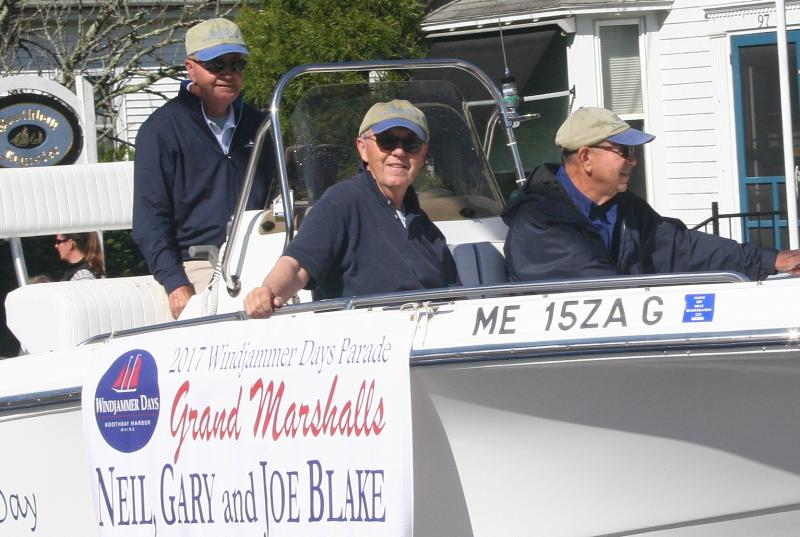 Street Parade Grand Marshalls - The Blake Brothers, Blakes Boatyard