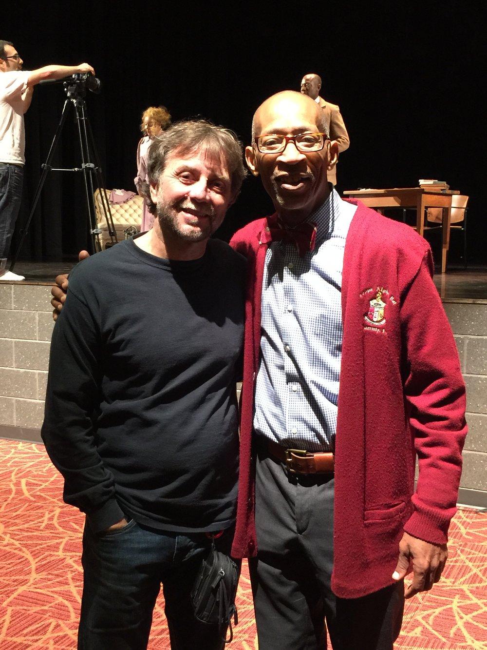 Frederick Lewis and Steven M. Allen.JPG