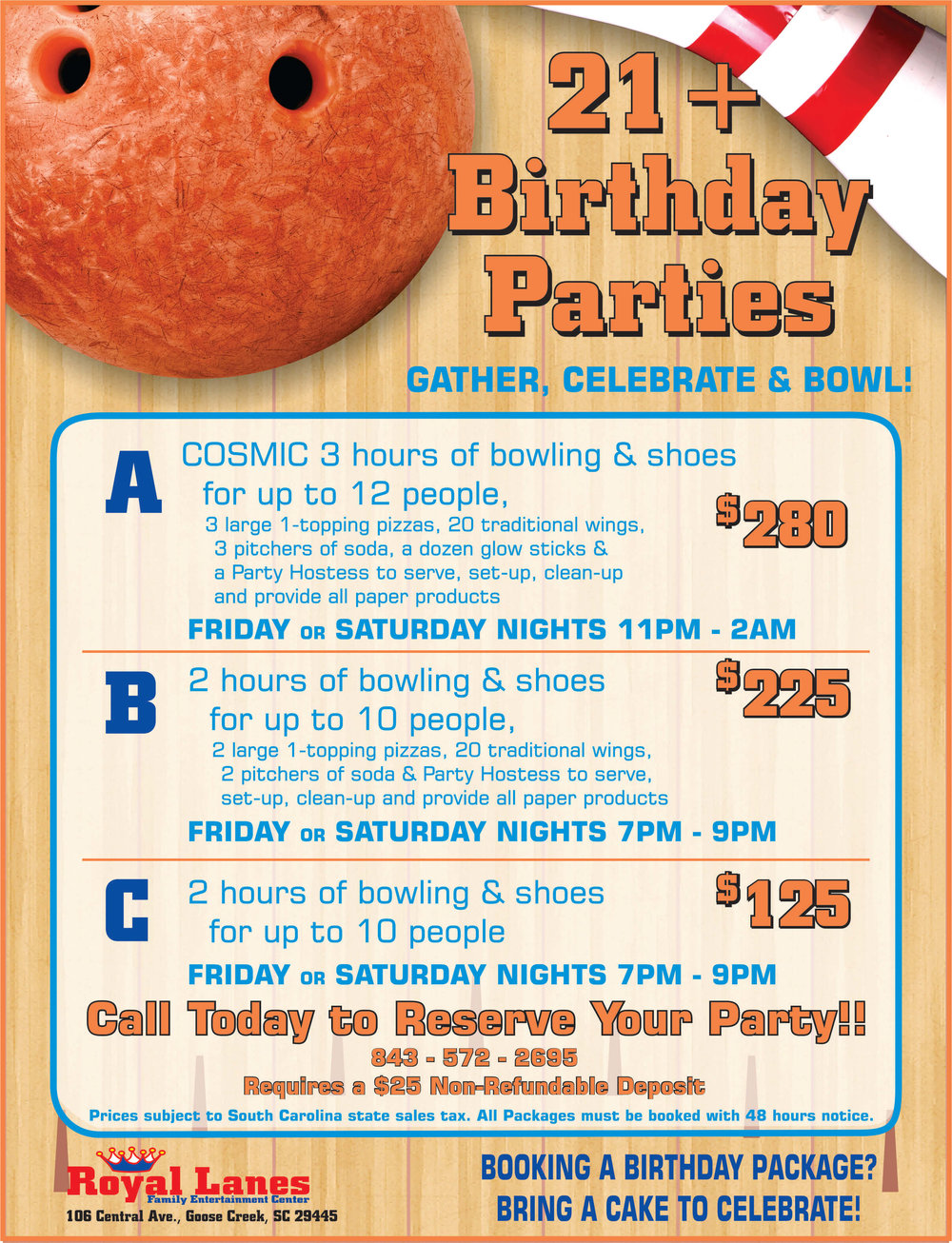 Royal Lanes - 21+ Package Flyer.jpg