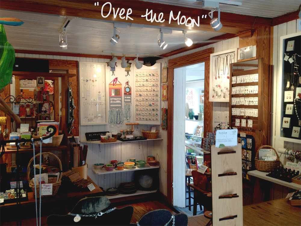 """Over the Moon"" gift shop was my favorite job on Ocracok"