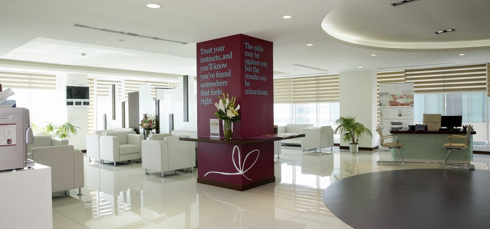 Bourn Hall Fertility Centre, Dubai