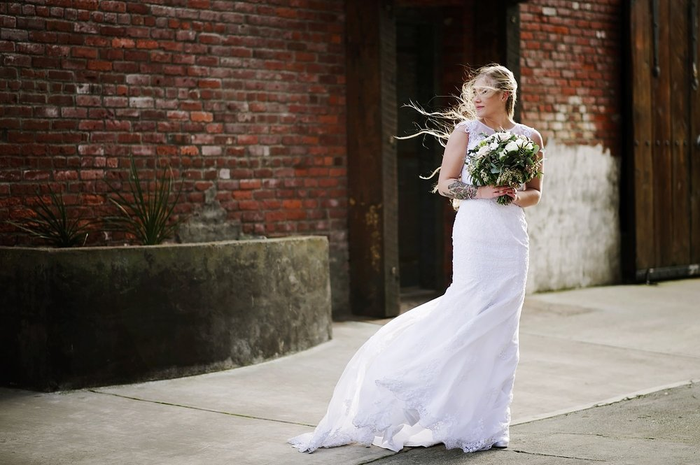 bride, port townsend, wedding