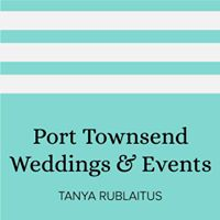 Port Townsend Weddings & Events Logo