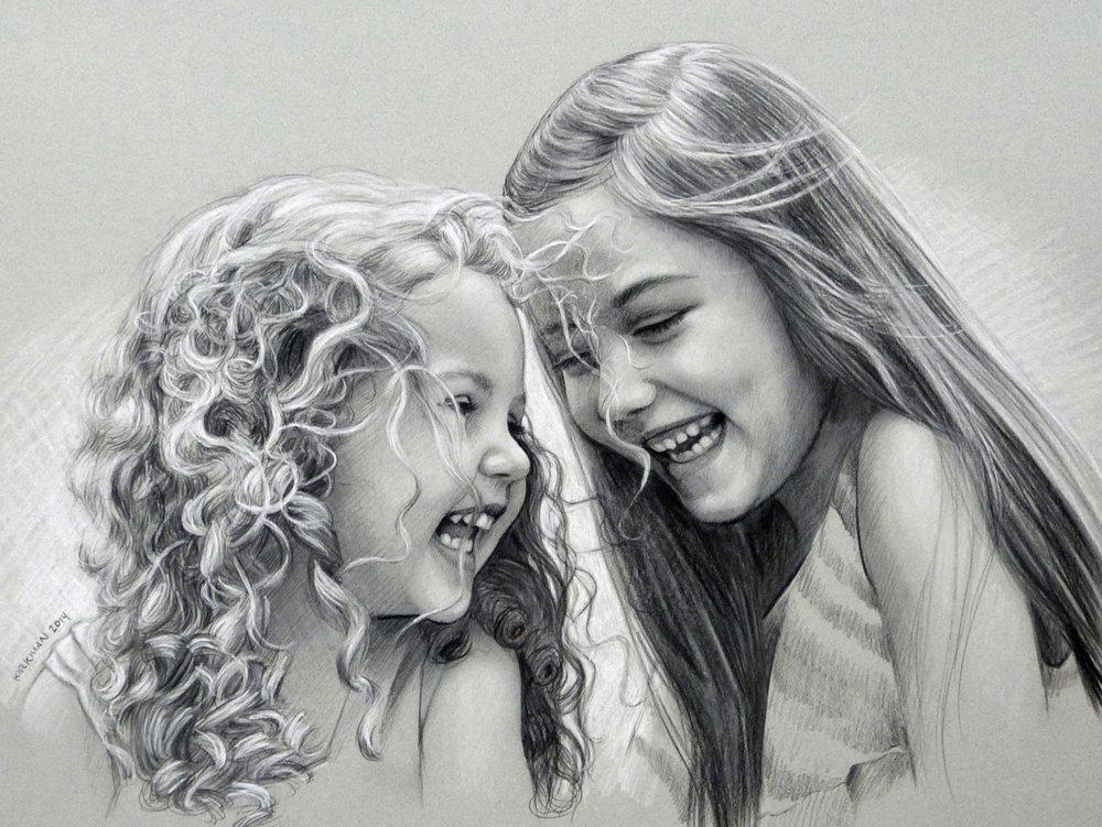 Rita Kirkman Drawings