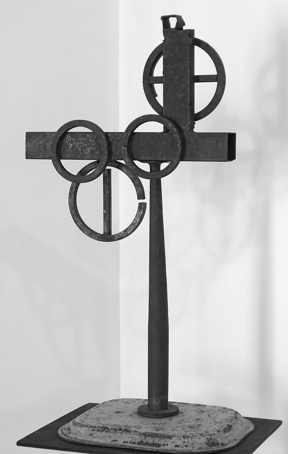Sacred Symbol, Greg Corman