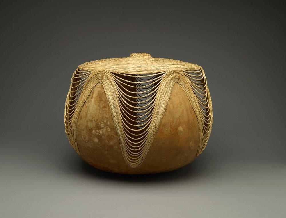 Gourd Basket, Terrol Dew Johnson