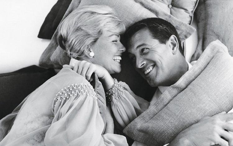 5. Doris Day & Rock Hudson