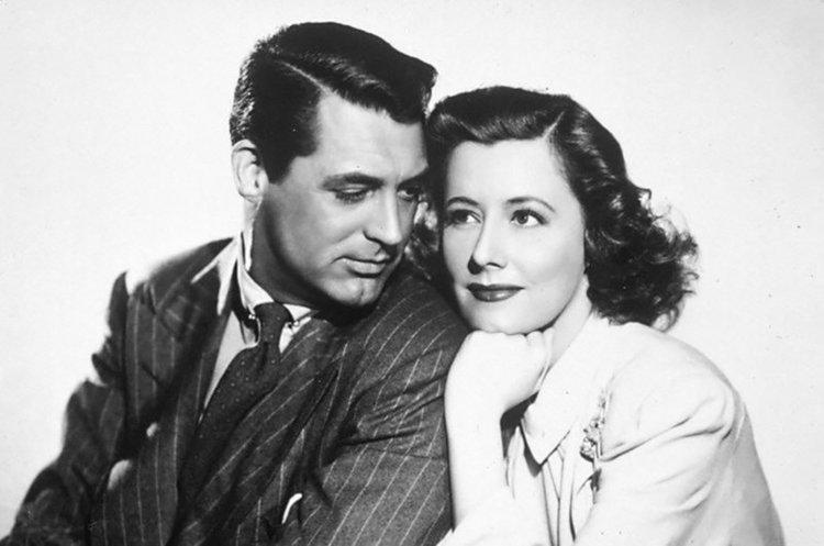 9. Irene Dunne & Cary Grant