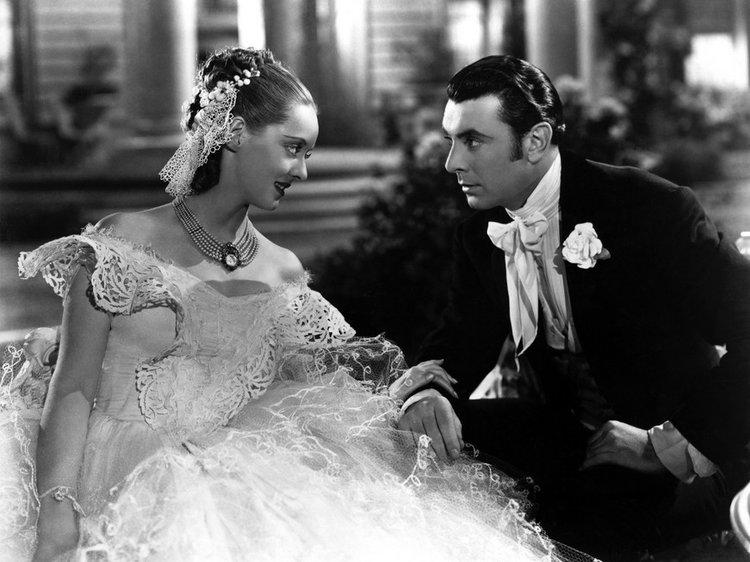 1. Bette Davis & George Brent