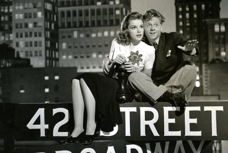 2. Judy Garland & Mickey Rooney