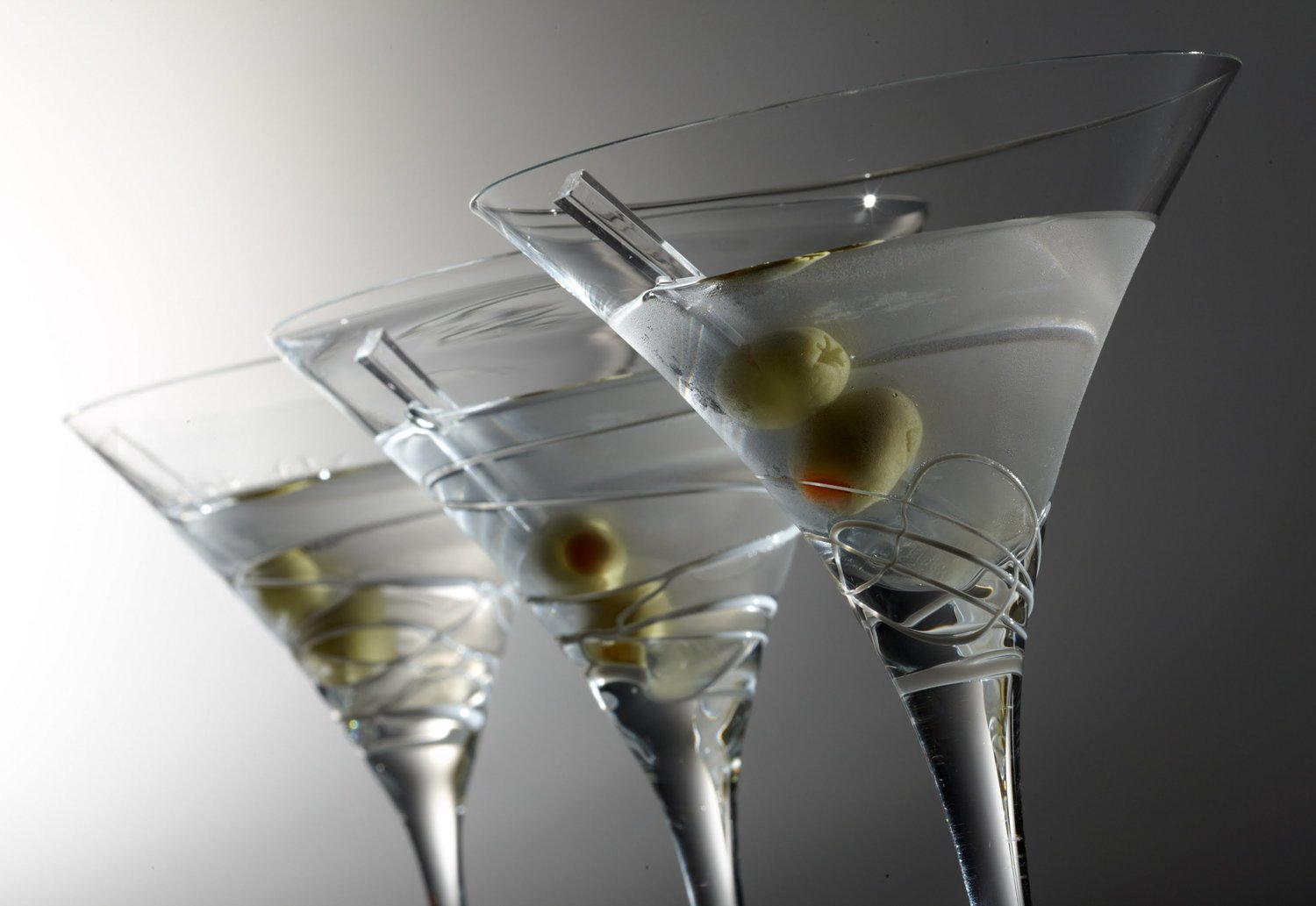 1. DRY MARTINI - The Dry Martini is a classic cocktail that, like a tailored suit, is timeless, it has maintained a place in cocktail history due to being easy to use and endlessly sophisticated.
