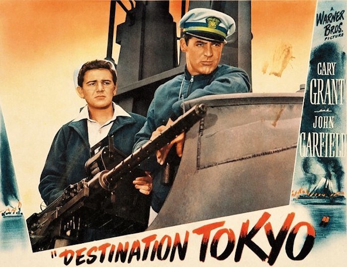 destination-tokyo-warner-brothers-1943