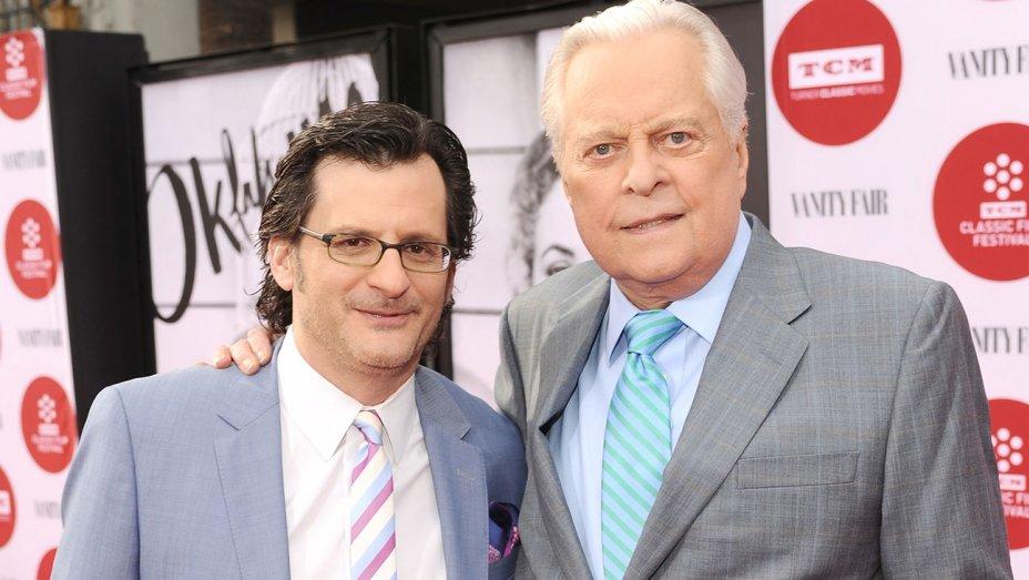 Osborne with Ben Mankiewicz