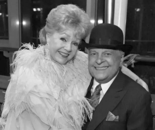 Debbie Reynolds with Robert Osborne