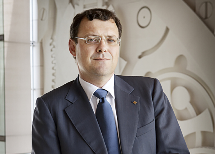 Thierry Stern of Patek Philippe