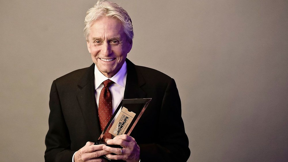 Michael Douglas represents Hollywood Royalty at this years' Festival