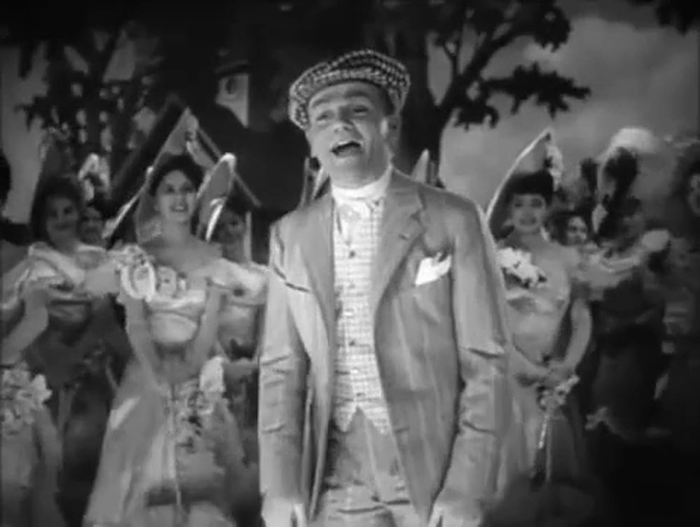 James Cagney as George M. Cohan in Yankee Doodle Dandy (1942)