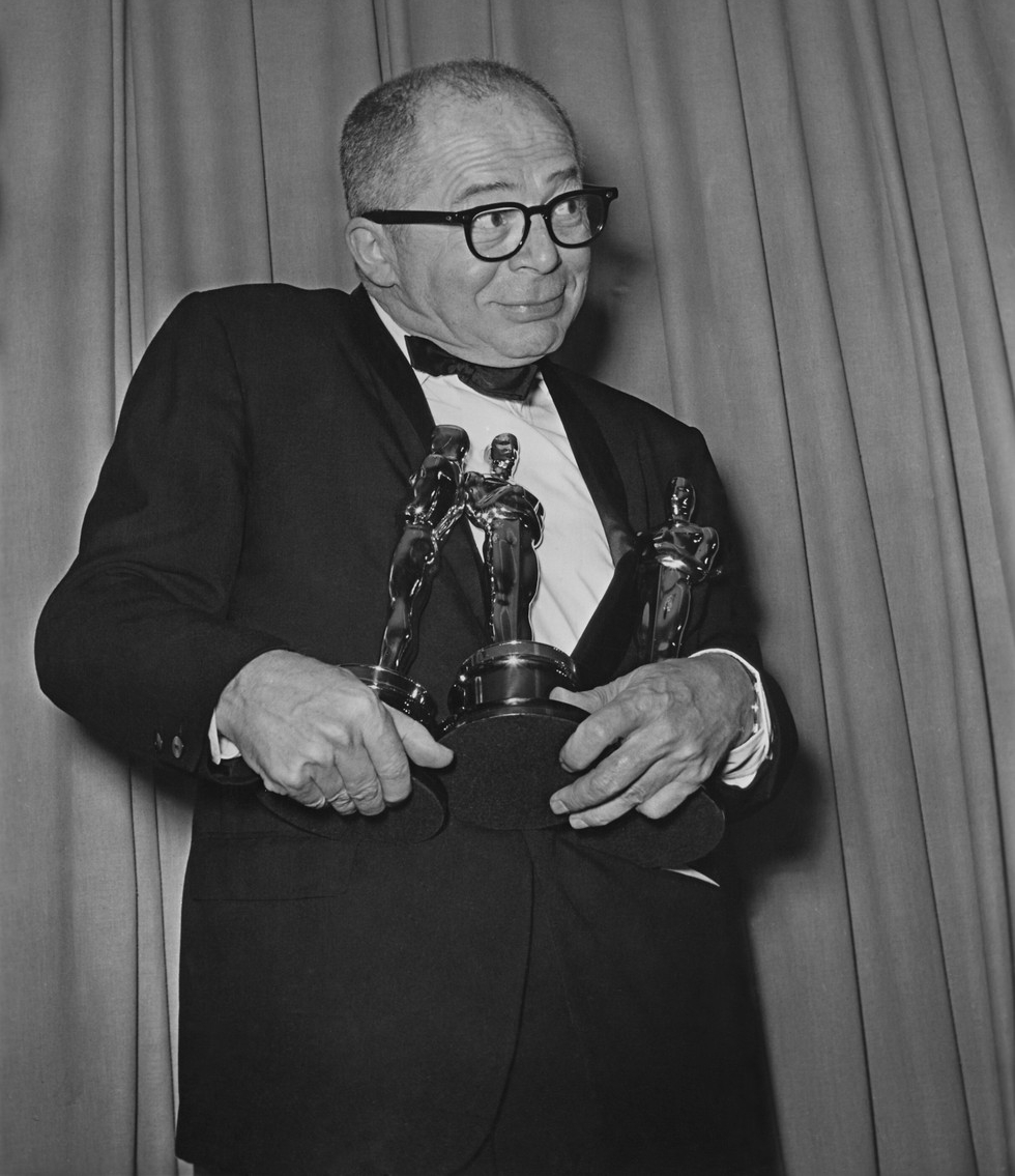 Wilder took home three Oscars at the 1960 Academy Awards for The Apartment