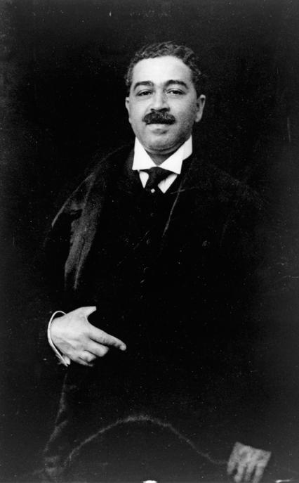 Portrait of HTB, circa 1900