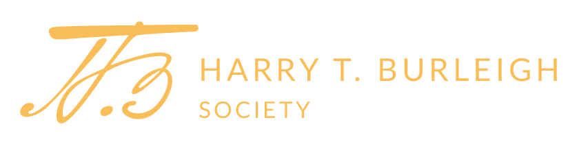 Harry T. Burleigh Society